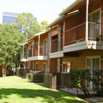 Arlington Oaks Apartment View