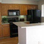 Ascension Point Condominiums Apartment Kitchen