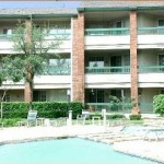 Ascension Point Condominiums Apartment Pool Area
