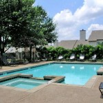 Ashford Park on Fielder Apartment Pool