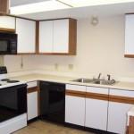 Cedar Garden Townhomes Apartment Kitchen