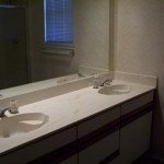 Cedar Garden Townhomes Apartment Washroom