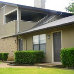 Cedar Ridge Townhomes Apartment Home View