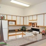 Chesterfield Apartment Kitchen