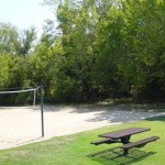 Chesterfield Apartment Vollyball Court