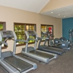 Cliffs Apartment Fitness Center