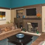 Cliffs Apartment Living Room