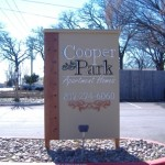 Cooper Park Apartment Entrance