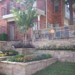 Copperchase Condominiums Apartment Entrance