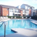 Copperchase Condominiums Apartment Pool