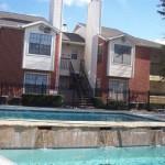 Fielders Glen Apartment Pool Area