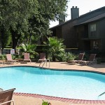 Forest Oaks Apartment Pool