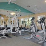 Forest Ridge Apartment Fitness Center