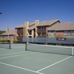 Forest Ridge Apartment Tennis Court