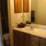 Landers Lane Townhomes Apartment Bathroom