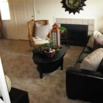 Landers Lane Townhomes Apartment Living Room
