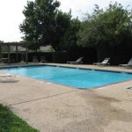 Landers Lane Townhomes Apartment Pool