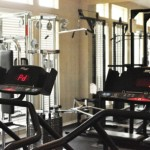 Oaks of Arlington Apartment Fitness center