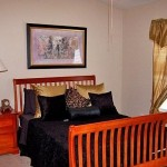 Parkland Pointe Apartment Bedroom