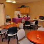 Parkland Pointe Apartment Dining Room