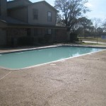 Parkside Townhomes Apartment Pool
