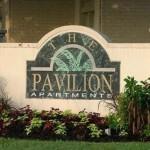 Pavilion Apartment Entrance
