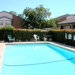 Pecan Square Apartment Pool