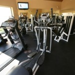 Providence in the Park Apartment Fitness Center