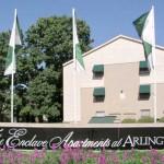 The Enclave At Arlington Aparment Entrance