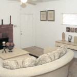 The Enclave At Arlington Aparment Living Room