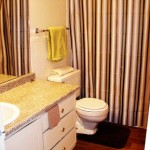 The Village Condominiums Apartment Bathroom