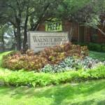 Walnut Ridge Apartment Entrance