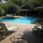 Walnut Ridge Apartment Pool Area