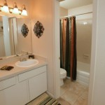 Woodcreek Apartment Bathroom