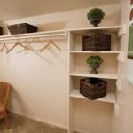 Woodcreek Apartment Closets