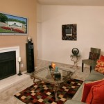 Woodcreek Apartment Living Room
