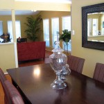 Forest Oaks Apartment Dining Area
