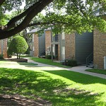 Forest Oaks Apartment Property Ground