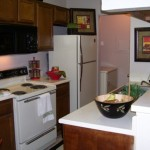 Huntington Meadows Apartment Kitchen