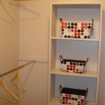 Meadow Creek Apartment Closet