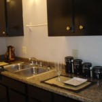 Meadow Creek Apartment Kitchen
