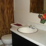 Meadow Creek Apartment Washroom
