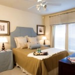 Mission Rock Ridge Apartment Bedroom
