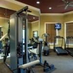 Mission Rock Ridge Apartment Fitness Center