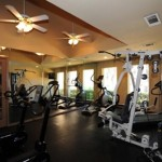 Northwood Place Apartment Fitness Center
