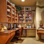 Oak Forest Apartment Book Library