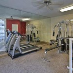 Oak Forest Apartment Fitness Center