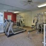 Oak Forest Apartment Fitness Center