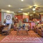 Oak Forest Apartment Interior