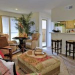 Oak Forest Apartment Models
